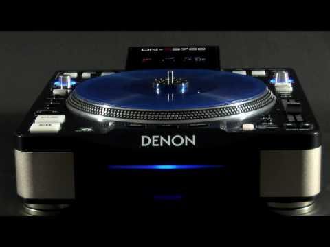 Denon DN-S3700 overview