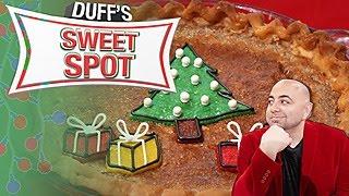 Duffs Decorative Cinnamon Chess Pie