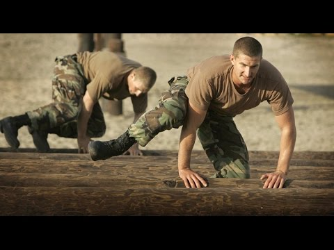 The Navy SEAL Strength Training