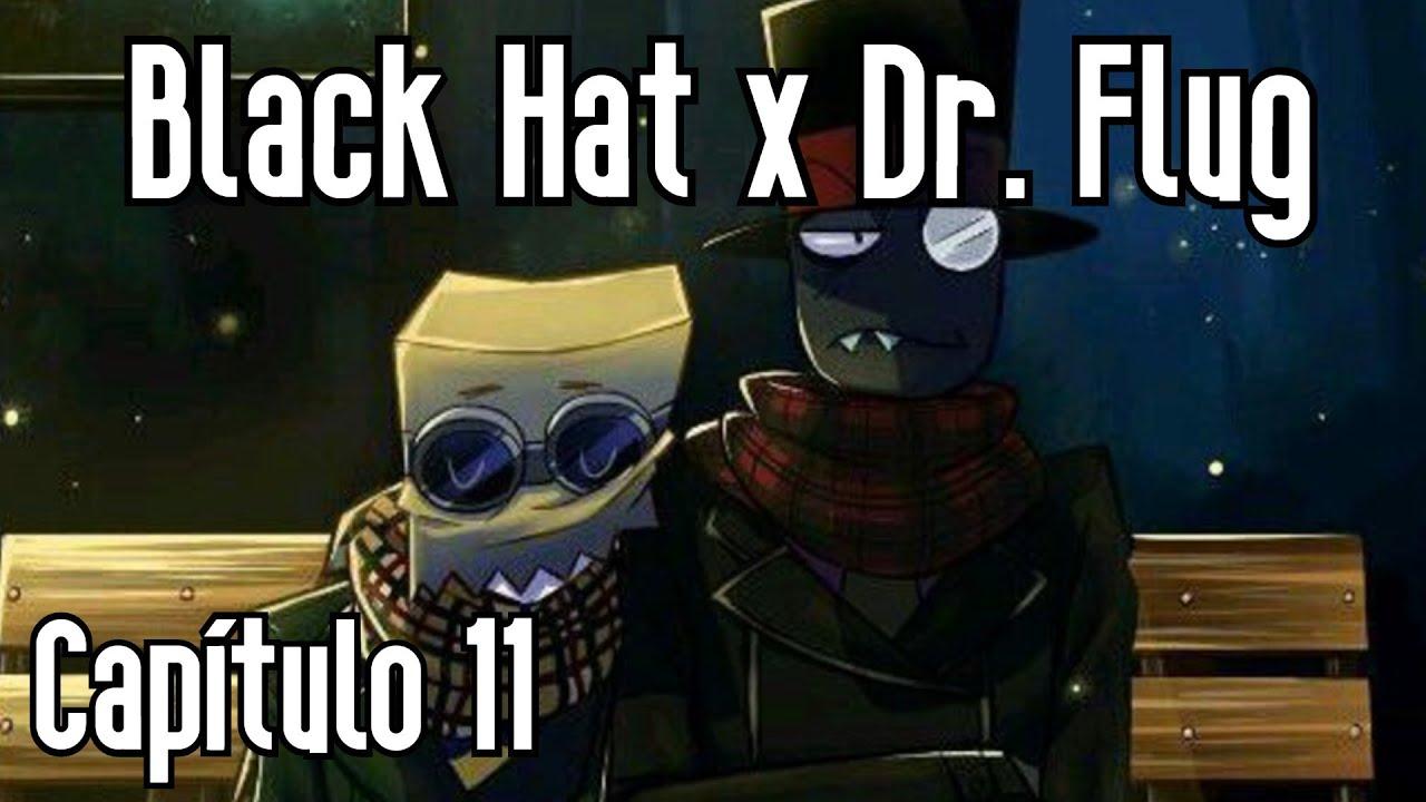 Black Hat x Dr. Flug Cap 11   Cómic yaoi