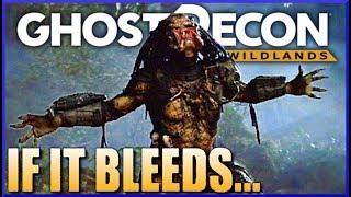 3 MAN PREDATOR TAKEDOWN Ghost Recon Wildlands Gameplay
