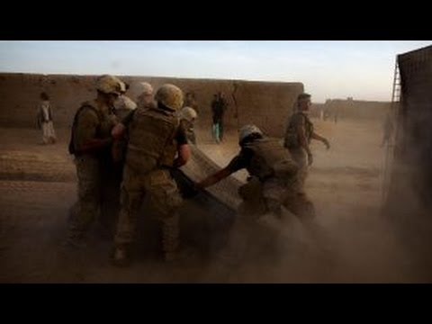 More than 40 Afghan troops go AWOL in U.S.