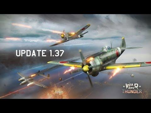 War Thunder - Update 1.37