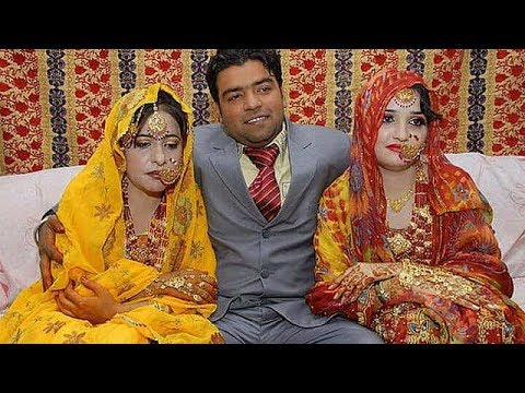 All Cultures Are Beautiful #7 - Pakistan's Progressive Marriages