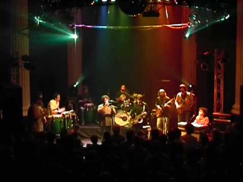 Mas Menos - The Budos Band live @ The Beatclub Dordrecht 2008