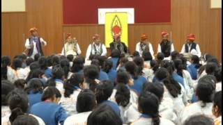 SPIC MACAY At Unison World School