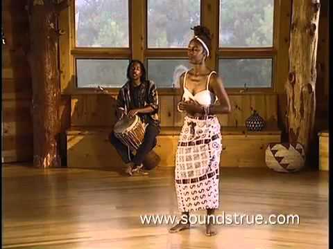 African Healing Dance with Wyoma