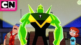 Ben 10 | Movie Monster Becomes Alive | Cartoon Network