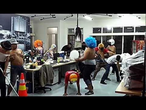 Harlem Shake HAVAS Worldwide Jakarta Edition 2013