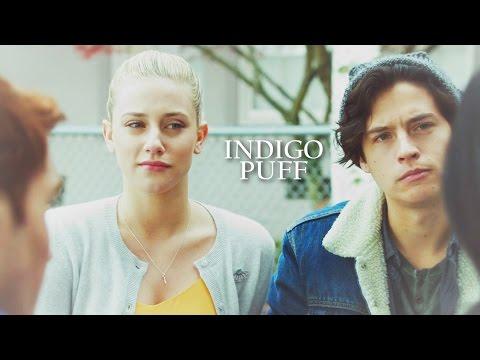 .(jughead/betty).indigo puff.