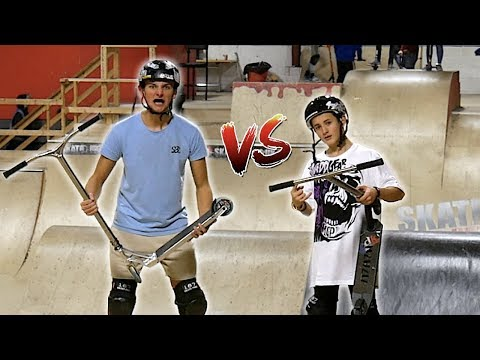 ❌GAME OF SCOOT❌ Jules Lefevre VS scoot2street