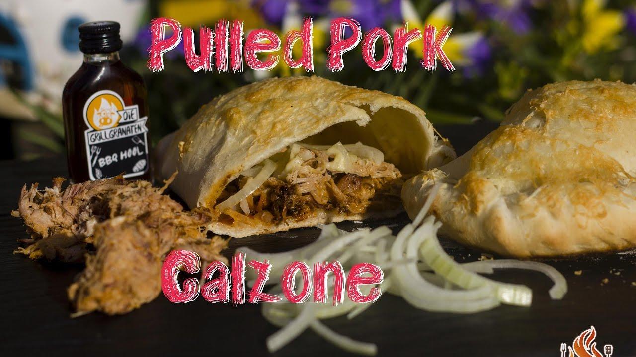 Pulled Pork I Weber Gasgrill : Die perfekte pulled pork calzone vom weber holzkohle kugelgrill mit