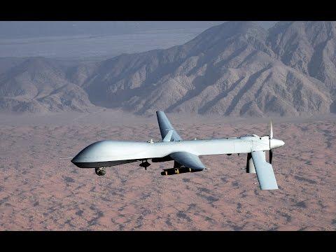 ¿CÓMO FUNCIONA EL DRON ESPÍA PREDATOR?