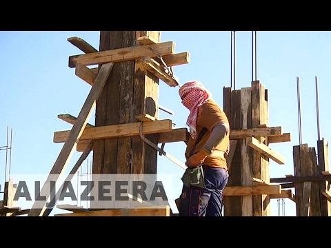 Iraqis rebuild Ramadi after ISIL