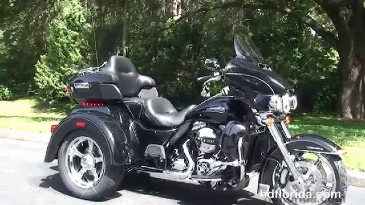 Harley Davidson Tri Glide >> New 2015 Harley Davidson Freewheeler Trike for sale color ...