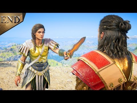 Assassins Creed: Odyssey  THE END Main Story Ending