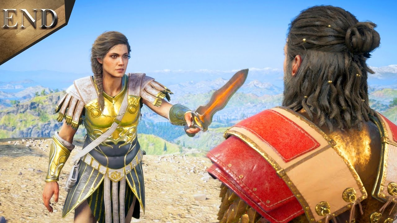 assassins creed odyssey ending