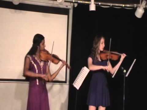 Rupa - Western Classical - Violin recital 2014