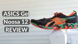 Asics Gel Noosa Tri 12 Review - Shoe For Triathletes