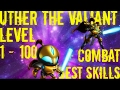 Monster Legends | Uther The Valiant | Level 1 to 100 | VIP Monster