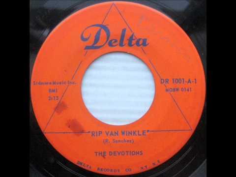 Rip Van Winkle  -  Devotions