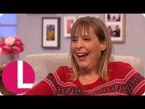 Mel Giedroyc Is Still Good Friends with Paul Hollywood | Lorraine