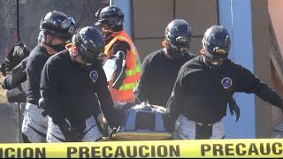 Ponen a prueba a 24 instituciones en simulacro de terremoto