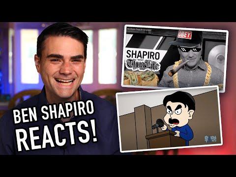 Ben Shapiro Reacts To Ben Shapiro Meme Videos