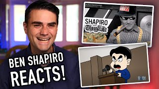Ben Shapiro Reacts to Ben Shapiro Meme Videos