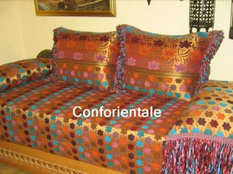 conforientale - salon marocain la suite