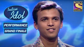 Abhijeet ने दिया एक Mind-Blowing Performance | Indian Idol Season 1 | Grand Finale