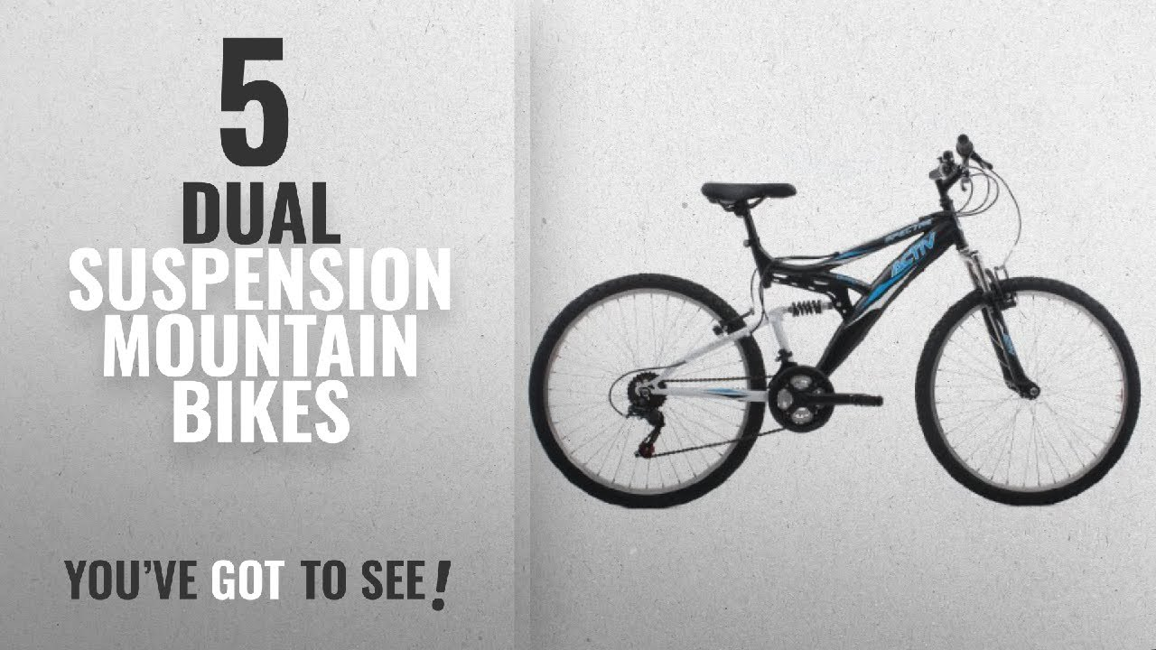 9e75b522395 Top 10 Dual Suspension Mountain Bikes [2018]: Activ by Raleigh ...