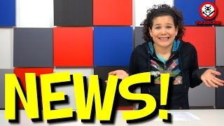 NEWS PS4 - DoA Xtreme 3 - Wii U - Fallout 4 - Rock Band 4 - Game of Thrones - Game Awards