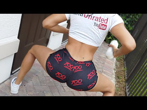 I DONT CARE....!!!! (TWERK SESSION)