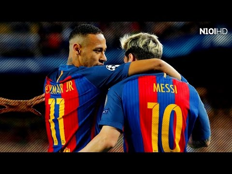 Neymar ● Best Friend - All La Liga Assists to Messi | Barcelona HD
