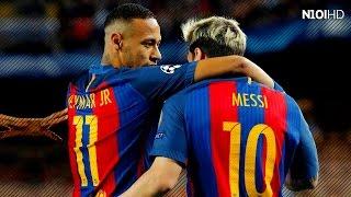 Neymar ● best friend - all la liga assists to messi | barcelona hd