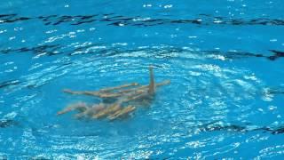 Казань 2015, синхронное плавание. Финал. Россия. Fina world championships. Russia Kazan 2015.