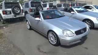 1999 Mercedes-Benz SLK-Class SLK230 Kompressor for sale in Vancouver, BC, Canada