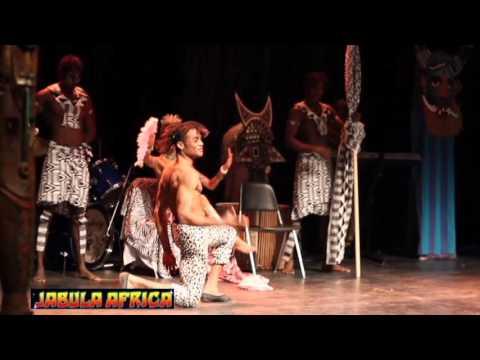 Jabula Africa Show (Stadttheater Bensheim)