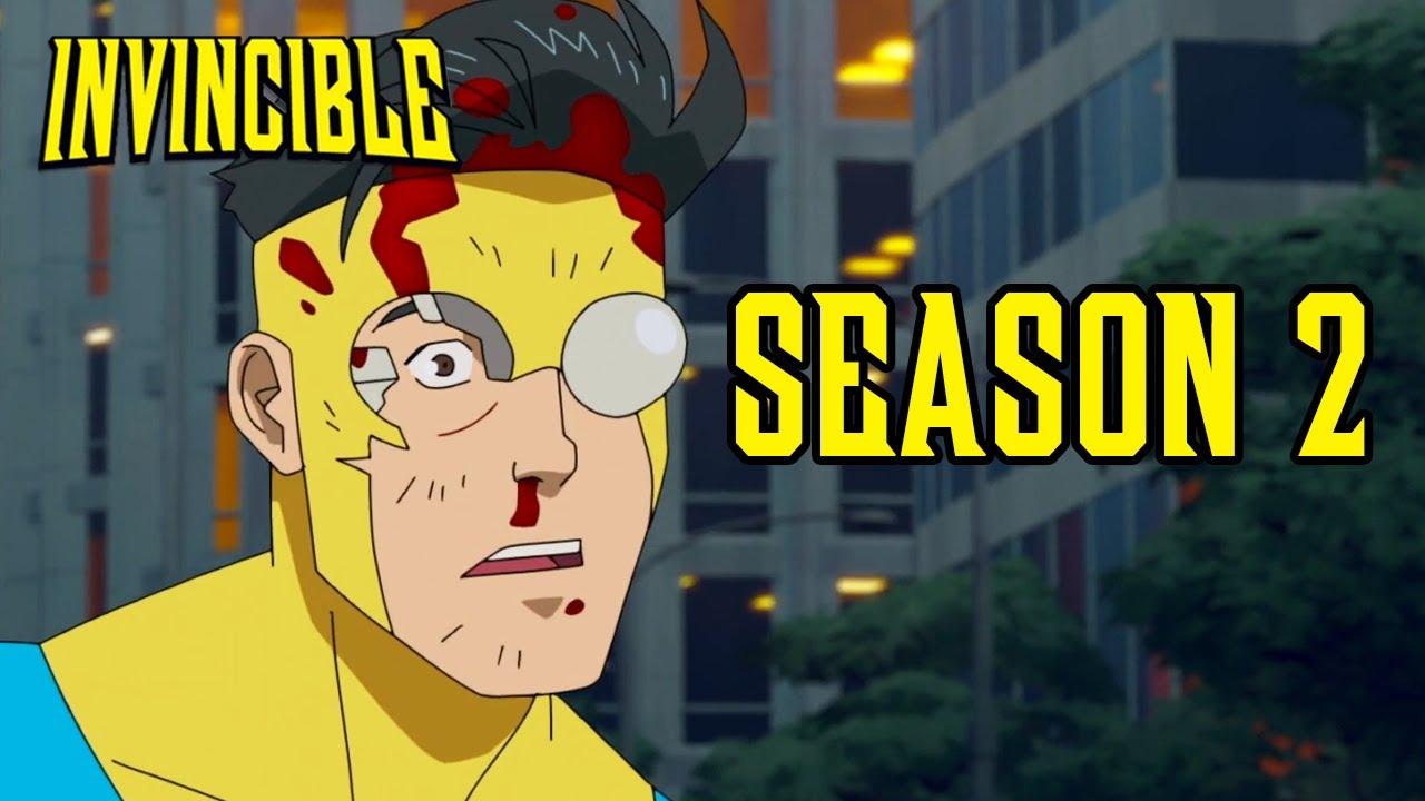Invincible Season 2 Teaser 2022 Breakdown and Easter Eggs