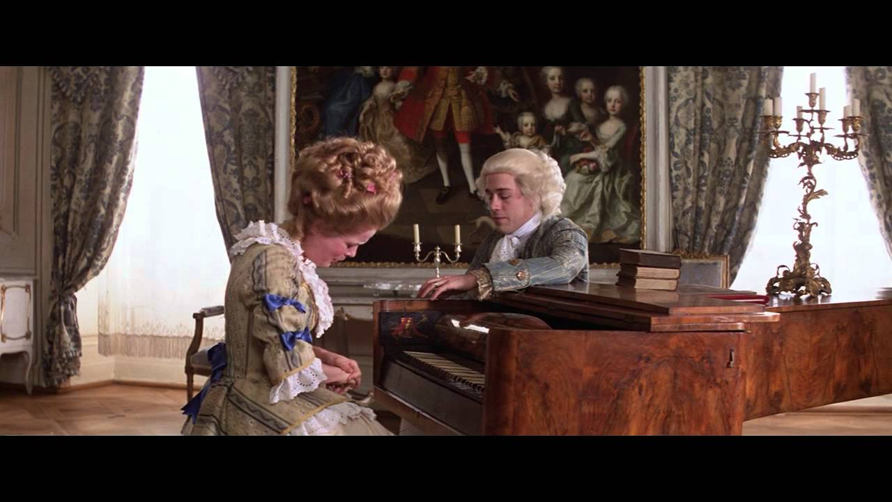 amadeus 1984 canine concert deleted scene youtube. Black Bedroom Furniture Sets. Home Design Ideas