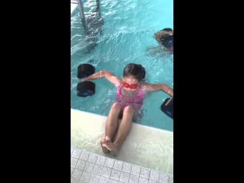 Swimming at the YMCA