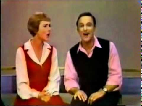 Julie Andrews and Gene Kelly: Tapping Game/Supercalifragilisticexpialidocious/Dance