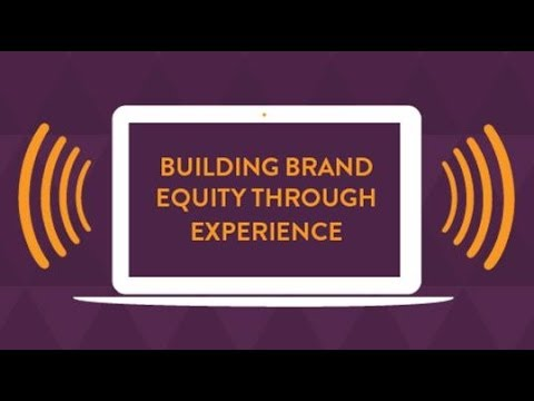 AMA Aquent  Building Brand Equity Through Experience