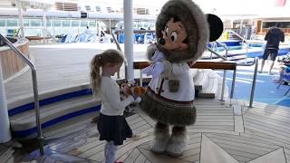 Disney Wonder 7-Night Alaskan Cruise