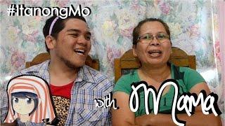 Bakit Bakla si Lloyd Cadena? (with Mama)   Itanong Mo #2
