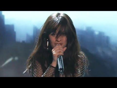"Camila Cabello SLAYS ""Never Be The Same"" Debut Performance On Fallon"