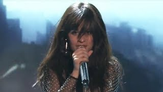 "Camila Cabello SLAYS ""Never Be The Same"" Debut Performance On Fallon"