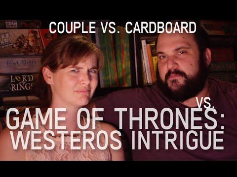 Couple Vs Cardboard Vs Game Of Thrones Westeros