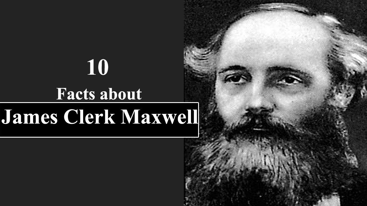 james clerk maxwell James clerk maxwell was born in edinburgh in 1831 he attended school in the city and later studied at the universities of edinburgh and cambridge he was an intensely curious child, writing his.